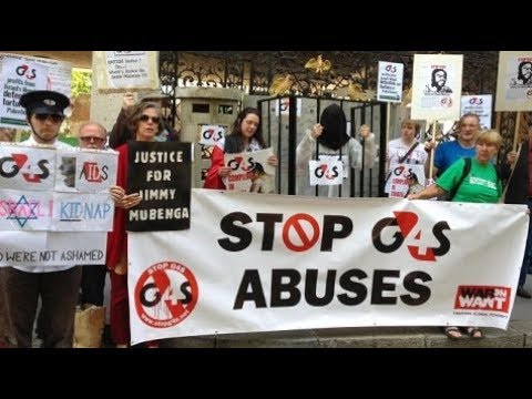 Another G4S scandal: 9 employees suspended for 'abusing detainees'