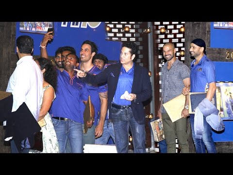 Ambani's Private Party For Mumbai Indians IPL 10 Team INSIDE House Antilla Full Video HD