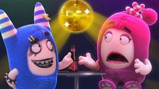 Oddbods LOVE STORY | New Full Episodes | Oddbods Show Compilation by Vidavoo