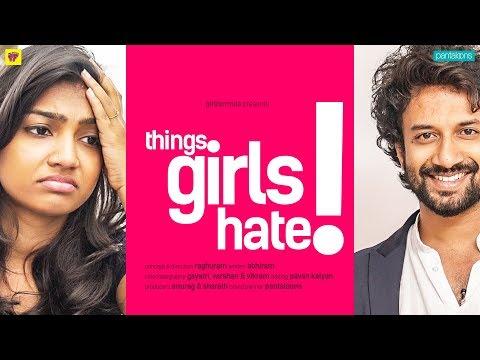 Things Guys do that Girls hate Ft. Satya Dev Girl Formula Chai Bisket