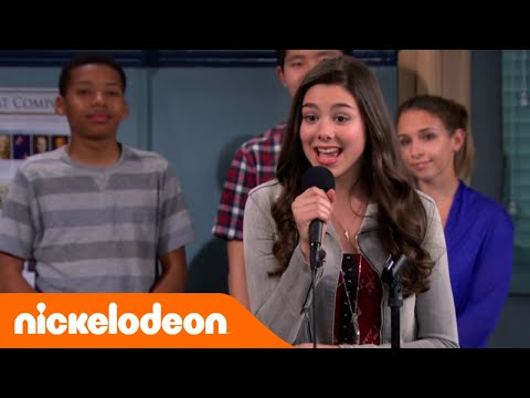 I Thunderman | Phoebe canta Kind of World | Nickelodeon