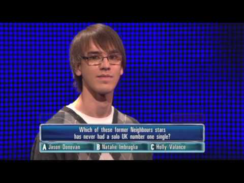 "The Chase - ""Your Waistlines a little bit too thick"""