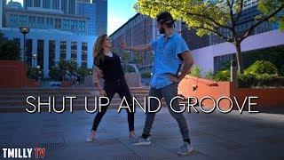 Masego X Medasin - Shut Up & Groove - Choreography by Alyson Stoner and Jake Kodish | #TMillyTV