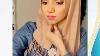 لفة حجاب للمدرسة