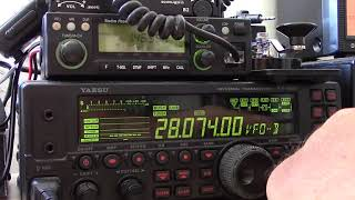 FT-8 Digital Mode Has Taken Over The HF Bands!