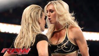 Natalya vs. Charlotte: Raw, December 8, 2014
