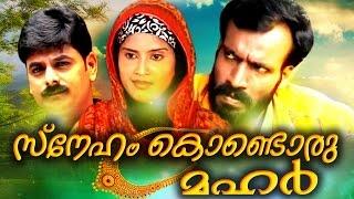 സ്നേഹം കൊണ്ടൊരു മഹർ  || Malayalam Home Cinema | Malayalam Teli Film 2016
