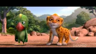 Delhi Safari- Cartoon Movie part 6