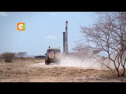 Tullow discovered oil in Turkana in 2012