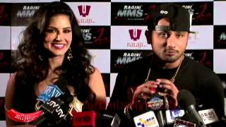 Exclusive Interview with Honey Singh-Sunny Leone, Part-1