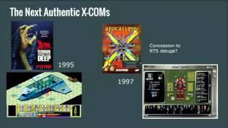 Julian Gollop talks X-Com at the PCG Weekender