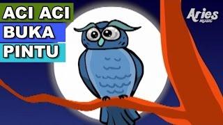 Lagu Kanak Kanak Alif & Mimi - Aci Aci Buka Pintu (Animasi 2D)