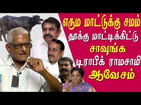 Xxx Mp4 Traffic Ramaswamy On H Raja EPS And Seeman Traffic Ramaswamy Interview Tamil News Live Tamil News 3gp Sex