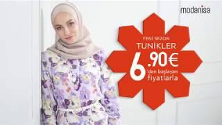 Tunikler 6.90 €'dan Başlayan Fiyatlarla | modanisa.com