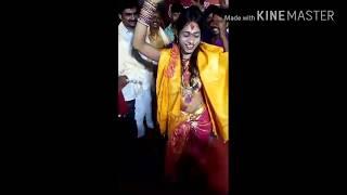 Rakesh bonam Dance on his song