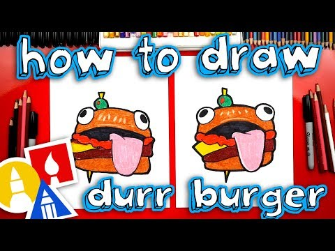 Xxx Mp4 How To Draw The Fortnite Durr Burger 3gp Sex
