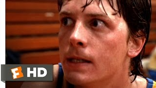 Teen Wolf (1/10) Movie CLIP - Scott Growls for the Ball (1985) HD