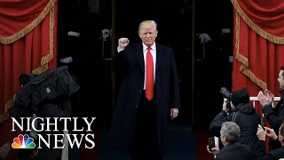 The $5 Billion Cost Of Moving President Donald Trump: Exclusive | NBC Nightly News
