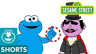 Sesame Street: The Disappearing Cookie | Me Want Cookie #3