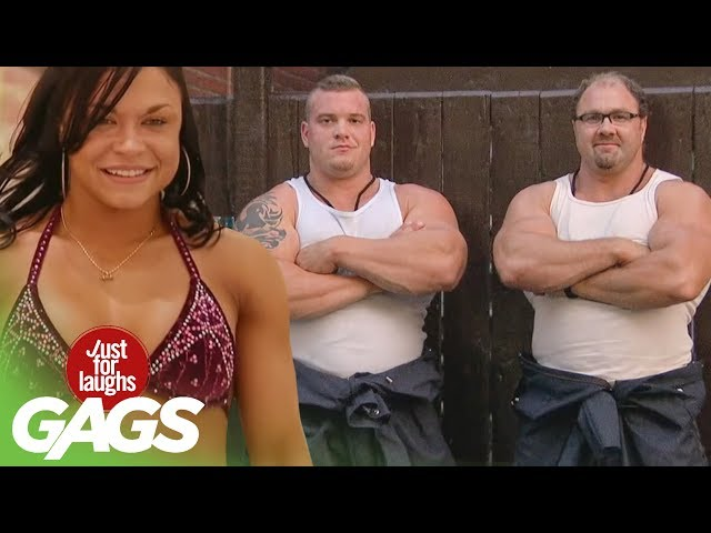 Das Bodybuilding - Best of Just For Laughs Gags