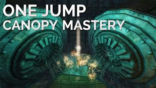 Just One Jump - Canopy over Pact Encampment Mastery