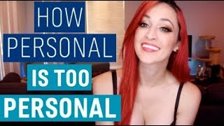100 Questions - My Personal Life & Relationships