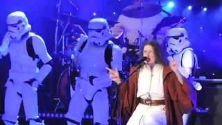 Star Wars The Saga Begins/Yoda/Yoda Chant by Weird Al Yankovic Live 2015