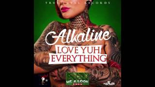 Alkaline - On Fleek (Love Yuh Everything) (Raw) (Official Audio) | Dancehall 2015 | 21st Hapilos
