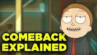 Rick and Morty EVIL MORTY Secret Agenda! | Ricksplained