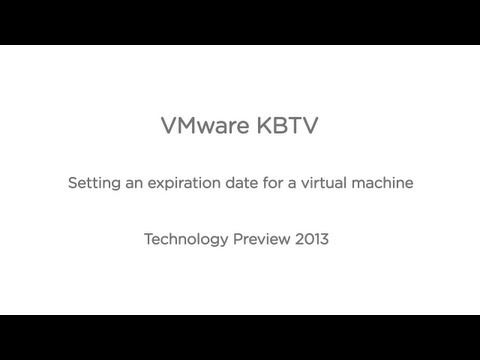 Xxx Mp4 Workstation Technology Preview 2013 Setting The Expiration Date On A Virtual Machine 3gp Sex