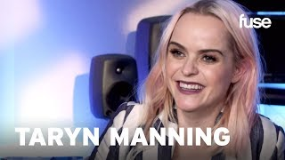 OITNB Star Taryn Manning Talks New Single and tARYNOID EP