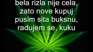 Ajs Nigrutin - Kilo Granja Lesim (Lyrics/text)