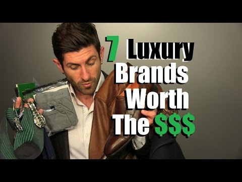 watch 7 Luxury Brands That Are Worth The Money *IMO | 7 Expensive Brands I Love