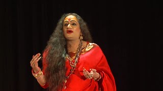 A journey beyond the two check-boxes of gender | Laxmi Tripathi | TEDxKIITUniversity