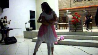 VI- IPR Tabeel - Dia das Mães - coreografia exemplo de mulher-eyshila