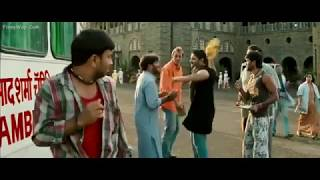 Munna Bhai MBBS Full Movie Comedy Scene || Entry in Hospital