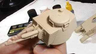 CMK Skoda LT vz.35 Part 5 (Painting)