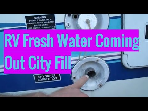 Xxx Mp4 RV Fresh Water Coming Out City Fill Side 3gp Sex