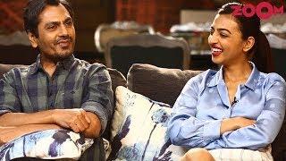 Radhika Apte & Nawazuddin Siddiqui | zoom Open House With Renil | Uncut