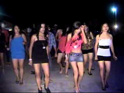 BAILE EN LA LOMA RIOVERDE SLP 12 JULIO 2011 PRIMER PARTE