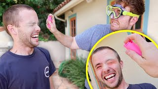 PEPPER SPRAYED IN MY FACE! *Scary*