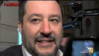 Salvini e renziani alla stessa cena