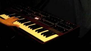 Synth-Project presents: The project-5 Controller (prophet-5)