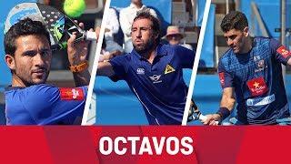 Resumen Octavos de Final (tarde) Oeiras Valley Portugal Master