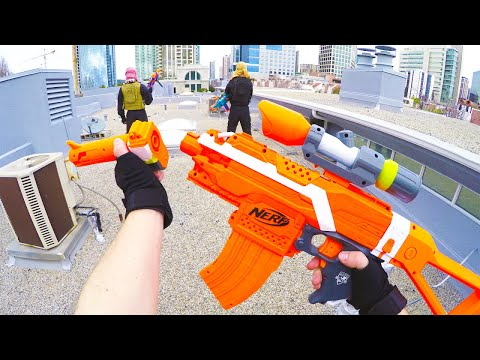 Nerf War First Person Shooter 9
