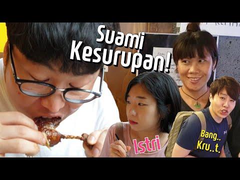 Xxx Mp4 BANGKRUT AKU Suami Istri Korea Pertama Kali Nyobain Makanan Indonesia 3gp Sex