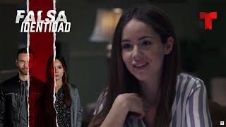 Falsa Identidad | Capítulo 59 | Telemundo
