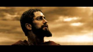 Death scene of Leonidas from