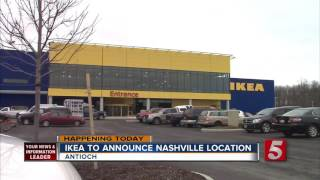 IKEA Is Coming To Nashville