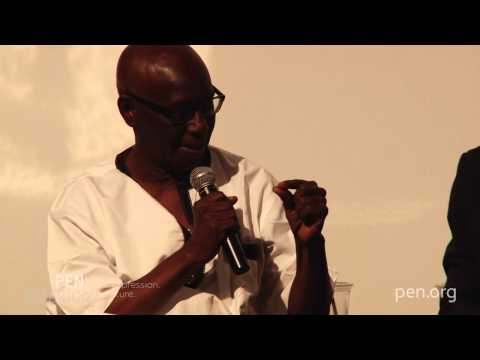 2015 PEN World Voices Festival: Africa in Two Acts (full video)